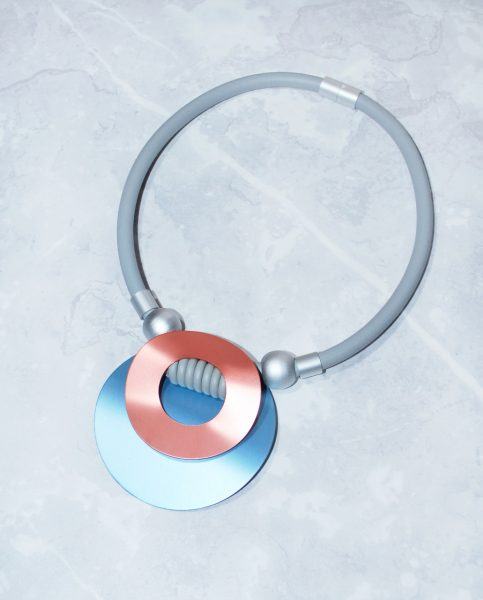 LagomStockholm Necklace Blue